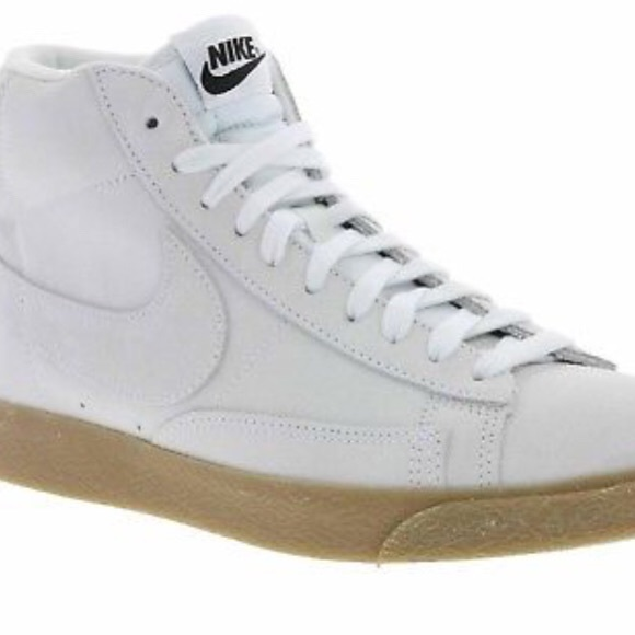 best service 9c5fa a1435 🆕MENS NIKE BLAZER MID PRM SNEAKERS. Size 9